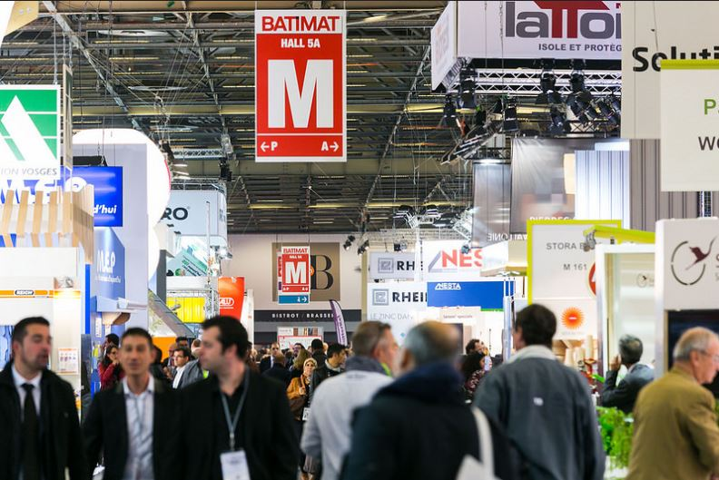 OCR au Salon BATIMAT